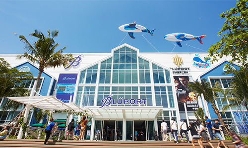 Blue Hua Hin Shopping Mall