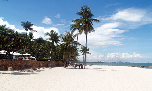 5 หาดทะเลที่สวยที่สุดในหัวหิน