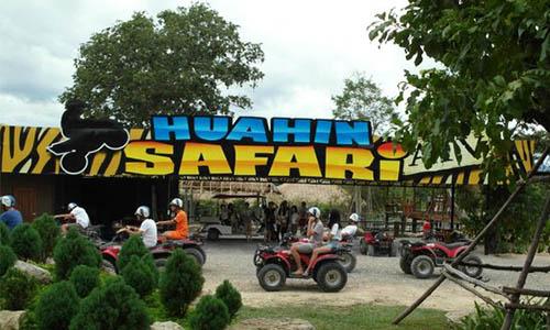 Hua Hin Safari & Adventure Park