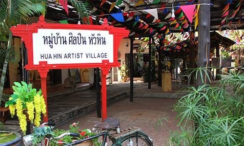 Hua Hin Artist House